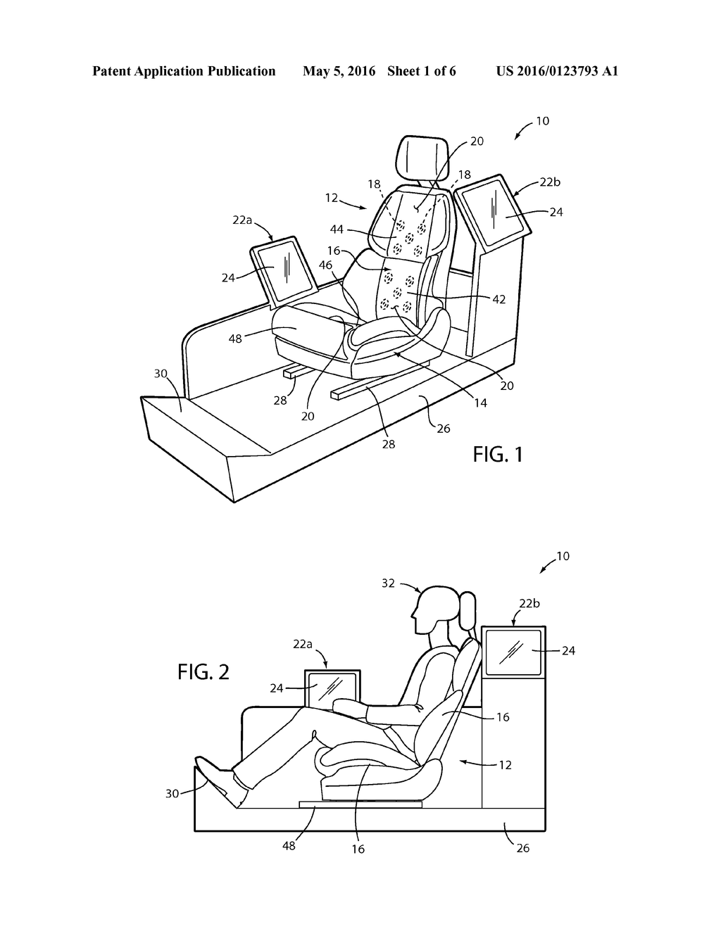APPARATUS FOR CUSTOMIZING A VEHICLE SEAT FOR AN OCCUPANT - diagram, schematic, and image 02