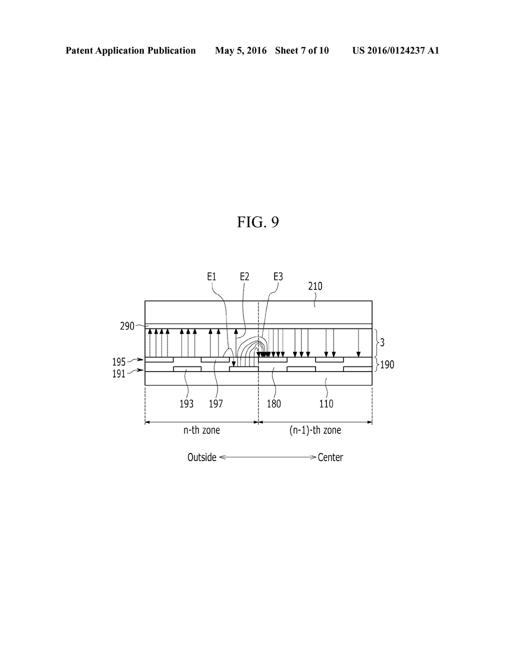 IMAGE DISPLAY DEVICE USING DIFFRACTIVE ELEMENT - diagram, schematic, and image 08