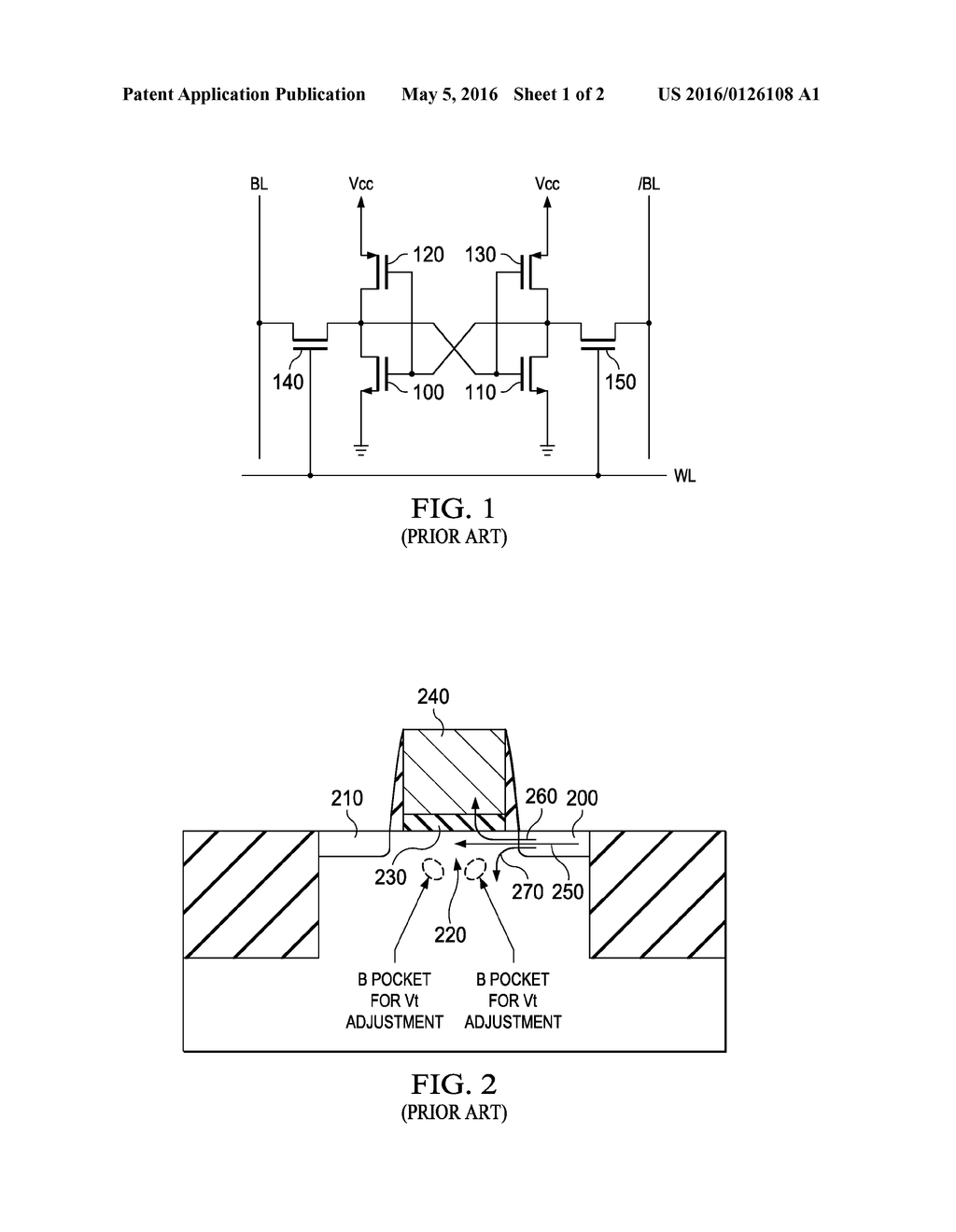 METHOD OF REDUCING GATE LEAKAGE IN A MOS DEVICE BY IMPLANTING GATE LEAKAGE     REDUCING SPECIES INTO THE EDGE OF THE GATE - diagram, schematic, and image 02