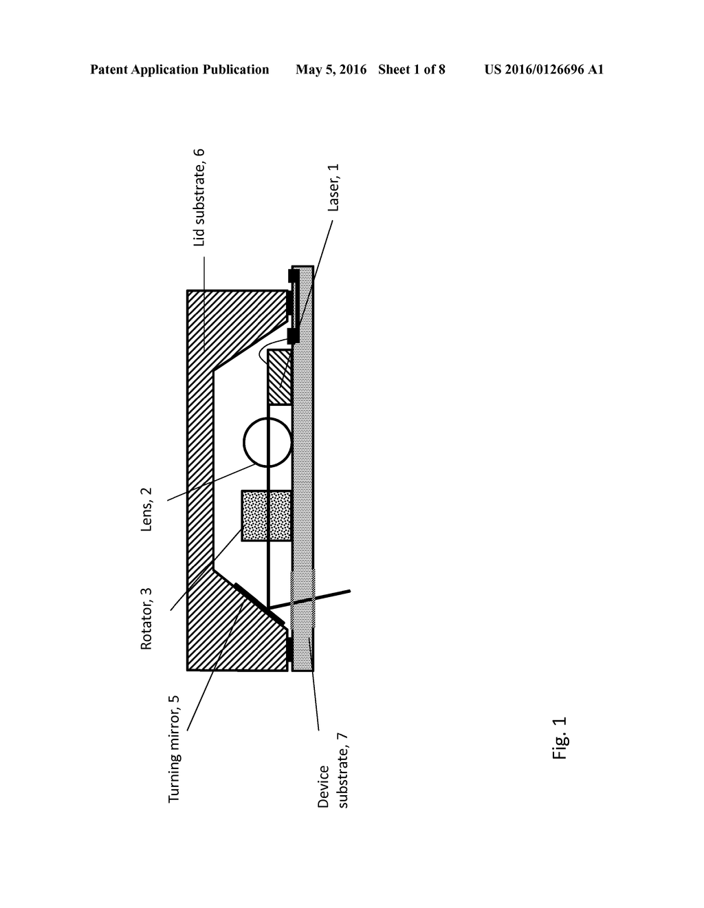 MICROFABRICATED OPTICAL APPARATUS - diagram, schematic, and image 02