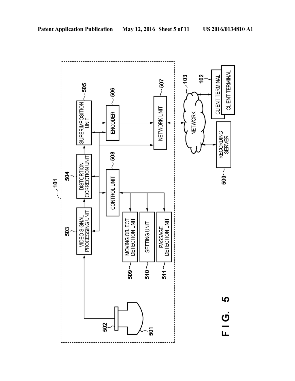 IMAGE CAPTURING APPARATUS, METHOD OF CONTROLLING THE SAME, MONITORING     CAMERA SYSTEM, AND STORAGE MEDIUM - diagram, schematic, and image 06