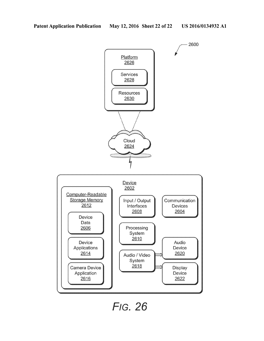 camera system api for third-party integrations - diagram, schematic, and  image 23