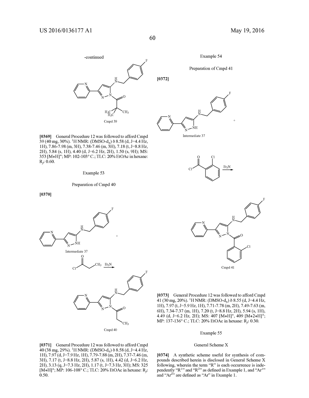 MULTISUBSTITUTED AROMATIC COMPOUNDS AS INHIBITORS OF THROMBIN - diagram, schematic, and image 61