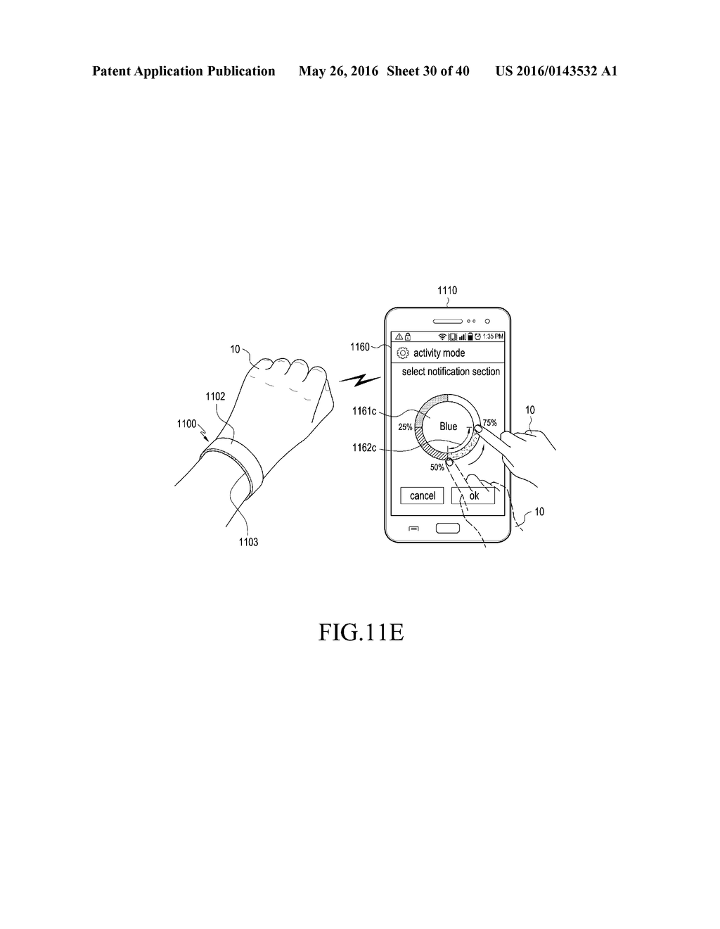 WEARABLE DEVICE AND METHOD OF CONTROLLING THE SAME - diagram, schematic, and image 31