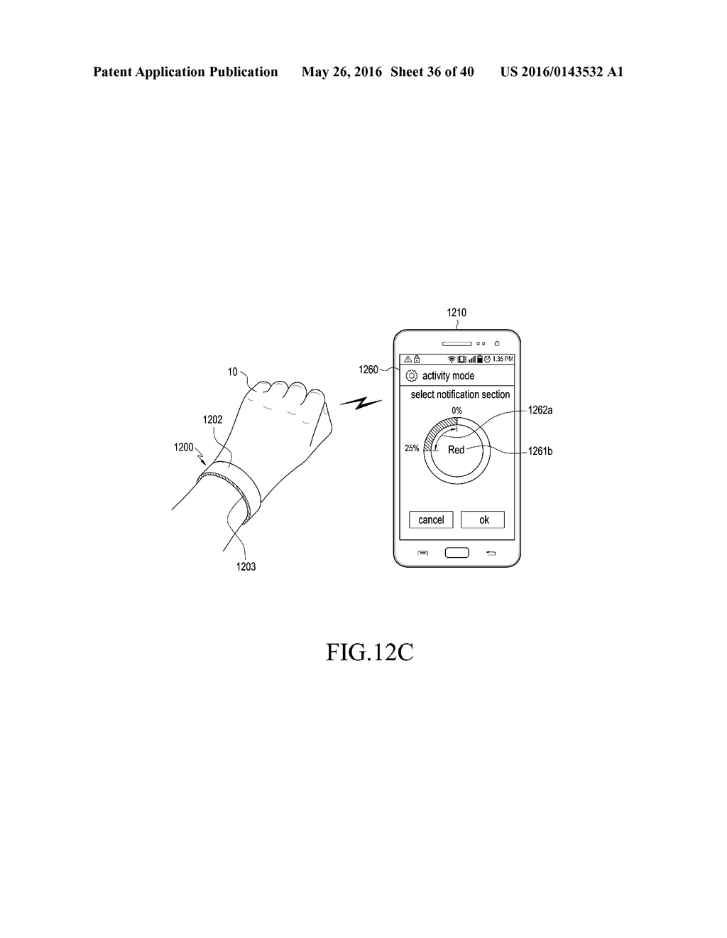 WEARABLE DEVICE AND METHOD OF CONTROLLING THE SAME - diagram, schematic, and image 37