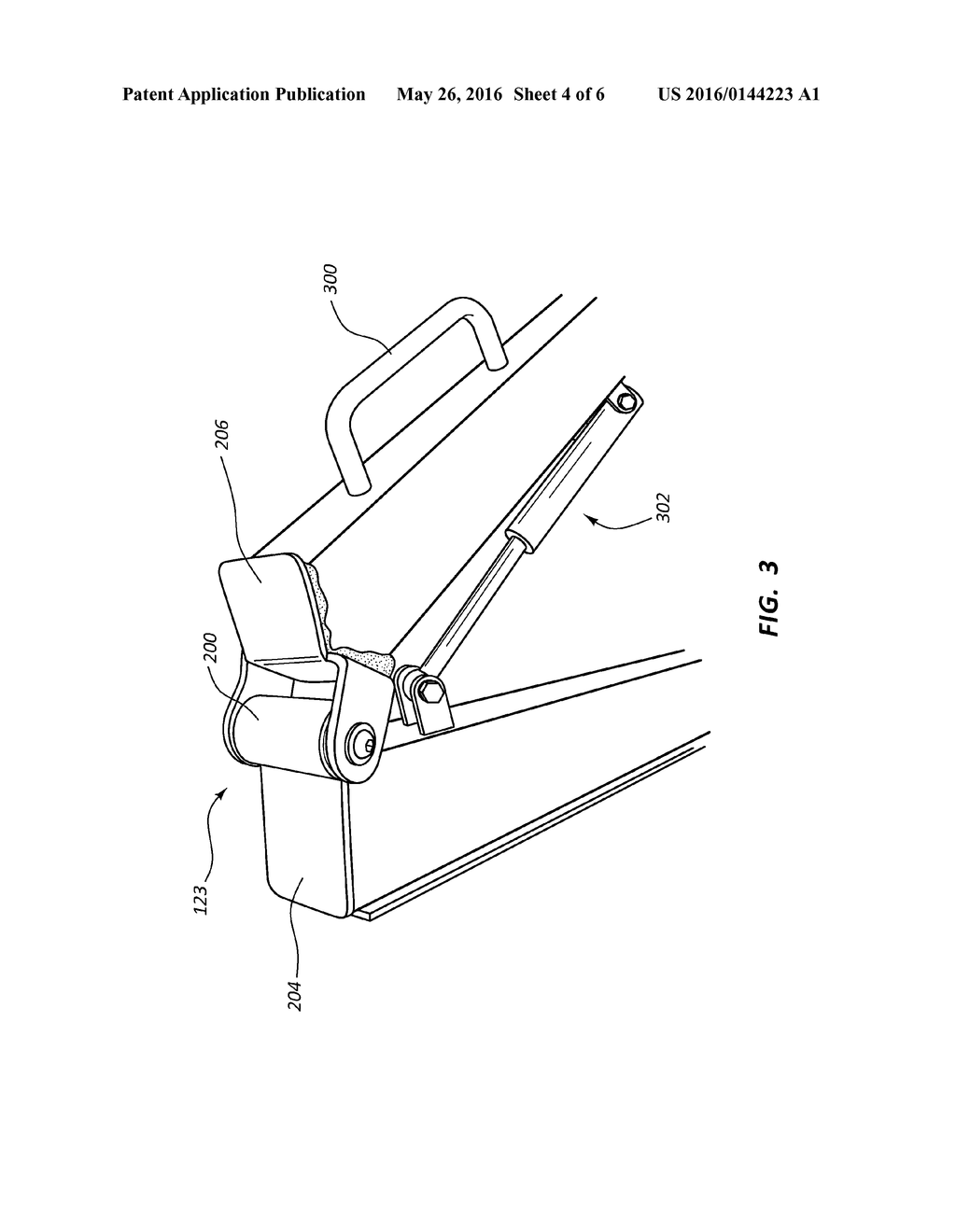 Rowing Machine Having A Beam With A Hinge Joint Diagram Schematic