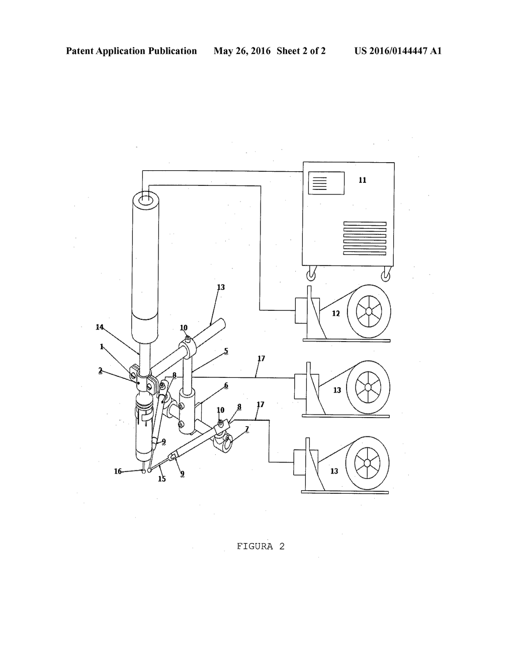 Welding Process Gas Metal Arc Welding - Double Cold Wire (GMAW-DCW) -  diagram, schematic, and image 03