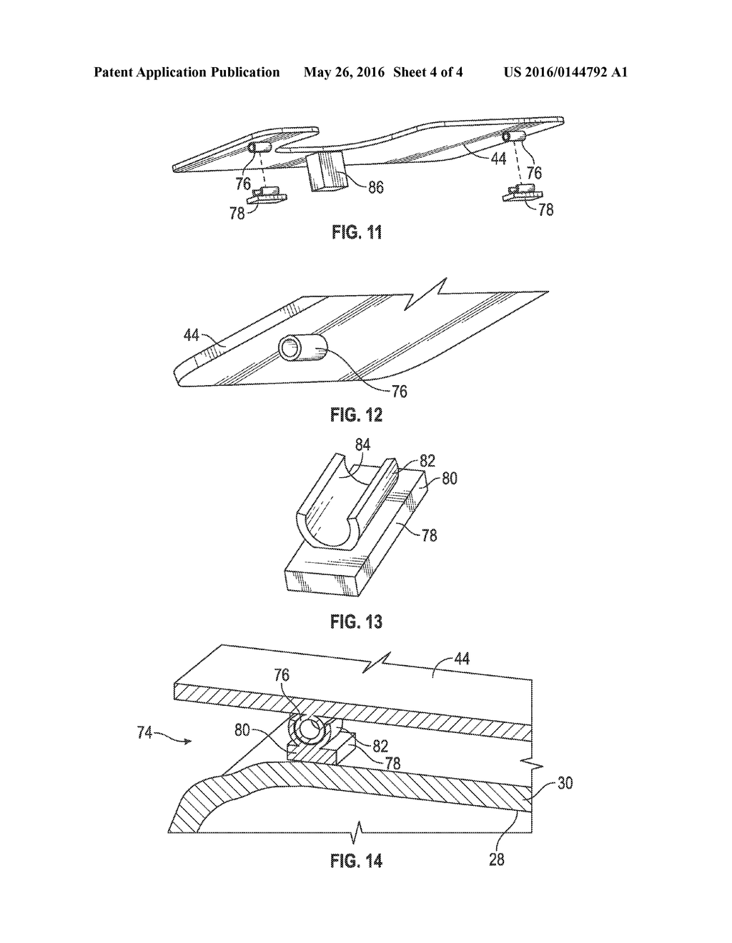 SEAT ASSEMBLY WITH REMOVABLE CUSHION INSERT - diagram, schematic, and image 05
