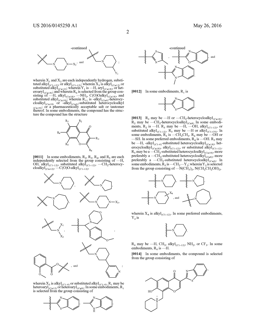 ANTI-CANCER COMPOUNDS - diagram, schematic, and image 18