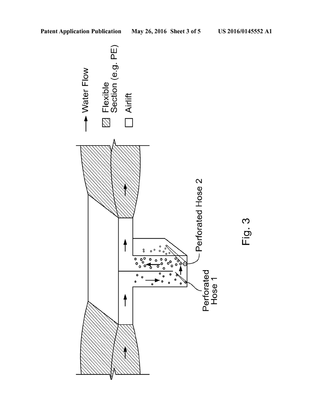 FLOATING PHOTOBIOREACTOR SYSTEM COMPRISING A FLOATING PHOTOBIOREACTOR AND     AN INTEGRATED PADDLE WHEEL AND AN AIRLIFT AND METHODS OF USE - diagram, schematic, and image 04