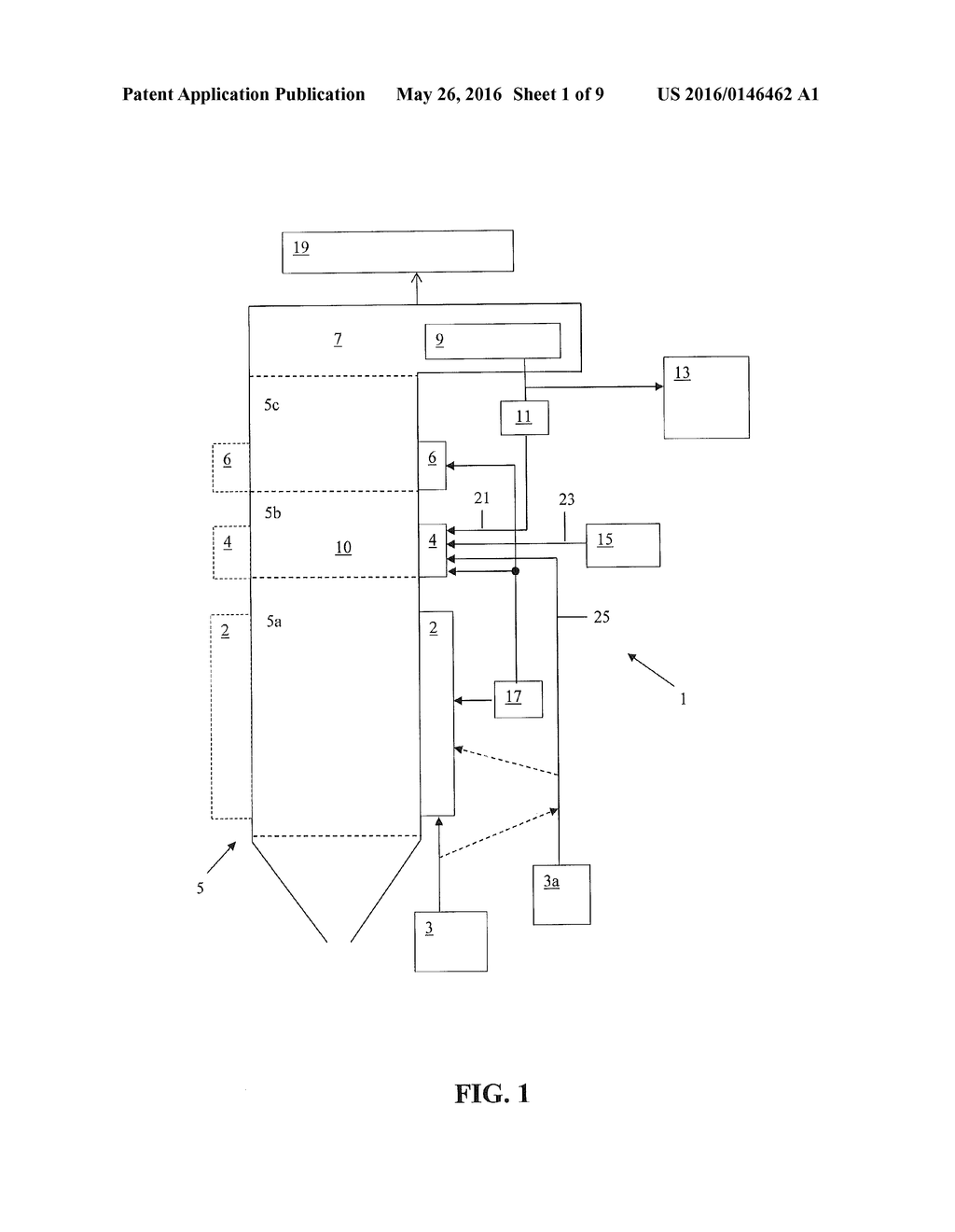 PLANT, COMBUSTION APPARATUS, AND METHOD FOR REDUCTION OF NOx EMISSIONS - diagram, schematic, and image 02
