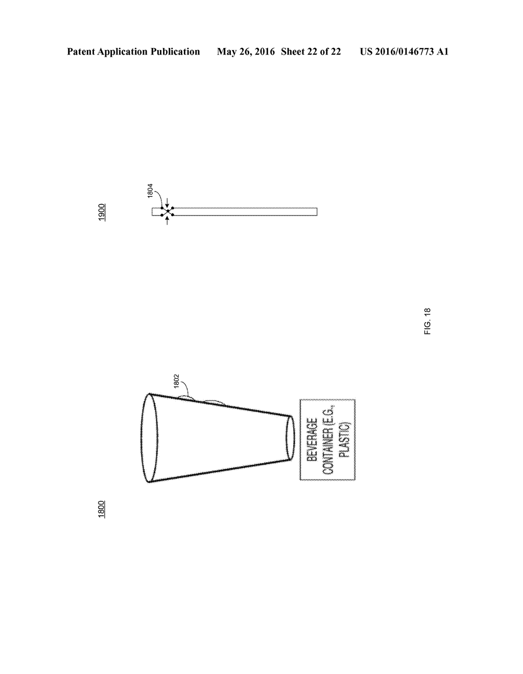 SYSTEM AND METHOD FOR DETECTION OF A CONTAMINATED BEVERAGE - diagram, schematic, and image 23