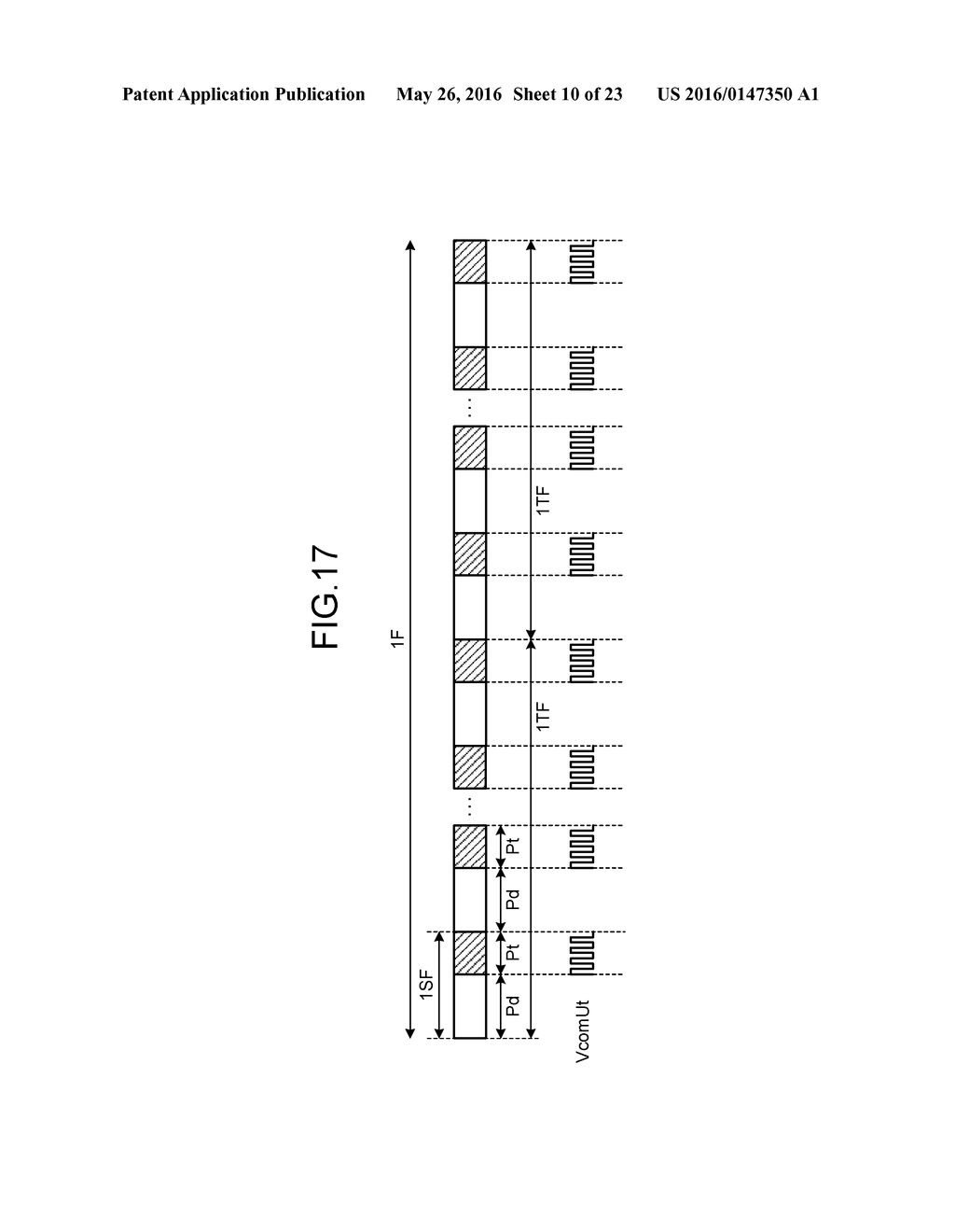 DISPLAY DEVICE WITH TOUCH DETECTION FUNCTION, DRIVE METHOD THEREOF, AND     ELECTRONIC APPARATUS - diagram, schematic, and image 11
