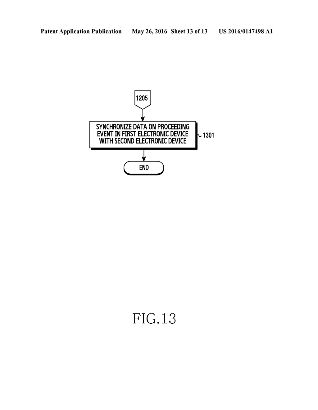 METHOD FOR DISPLAYING IMAGE AND ELECTRONIC DEVICE THEREOF - diagram, schematic, and image 14
