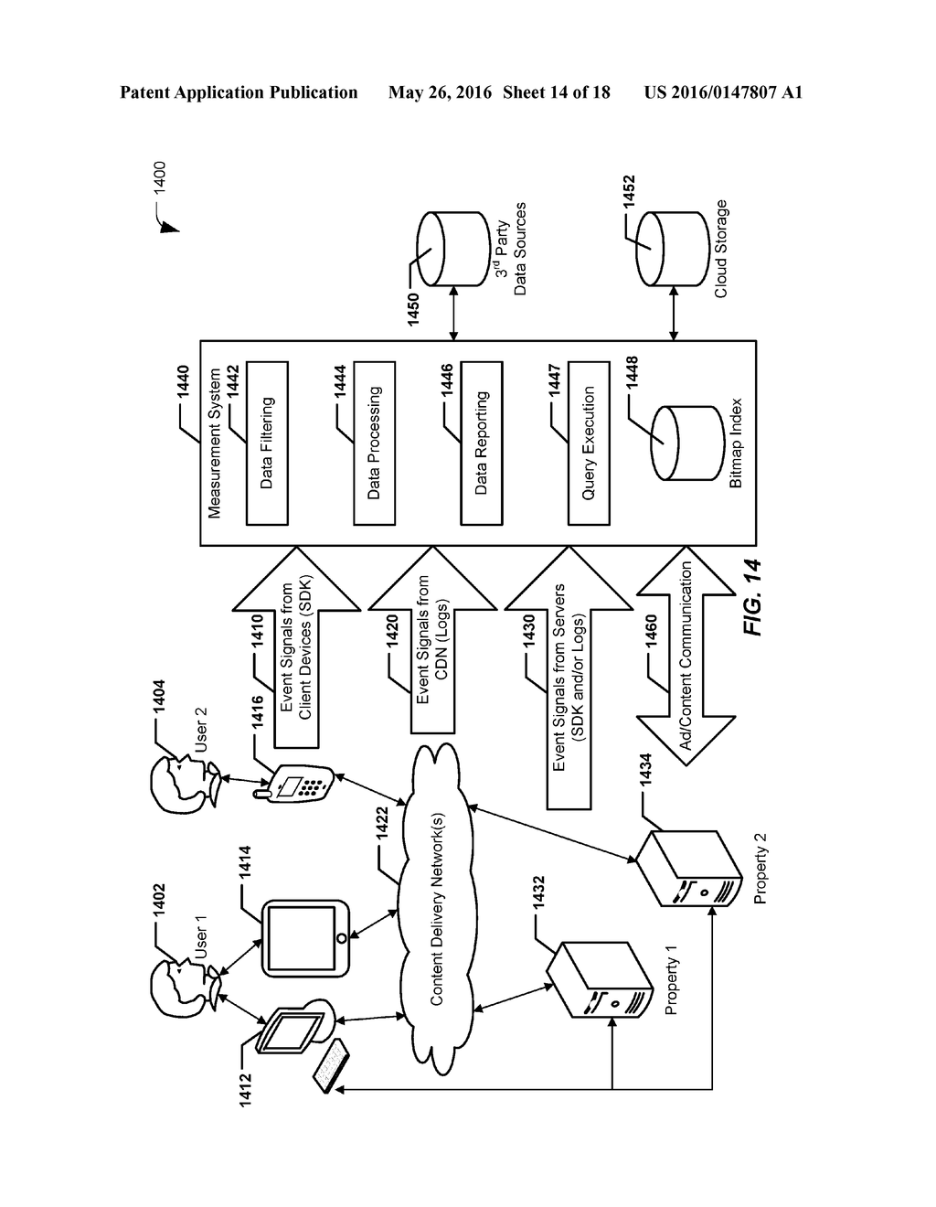 Systems and methods of generating and using a bitmap index - diagram, schematic, and image 15