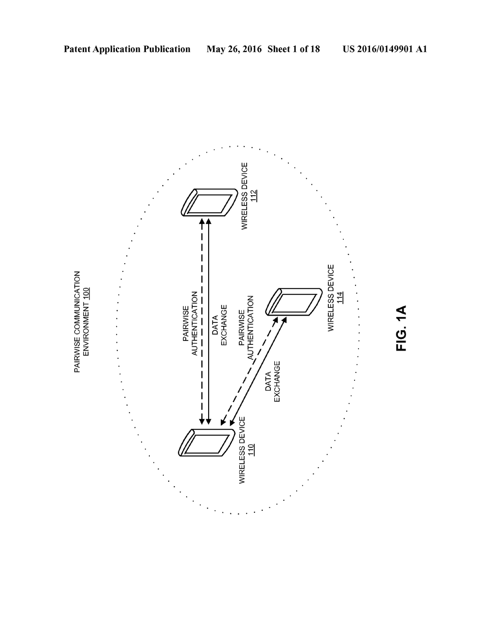 METHOD AND APPARATUS FOR ENABLING SERVICE-CONFIGURABLE WIRELESS     CONNECTIONS - diagram, schematic, and image 02