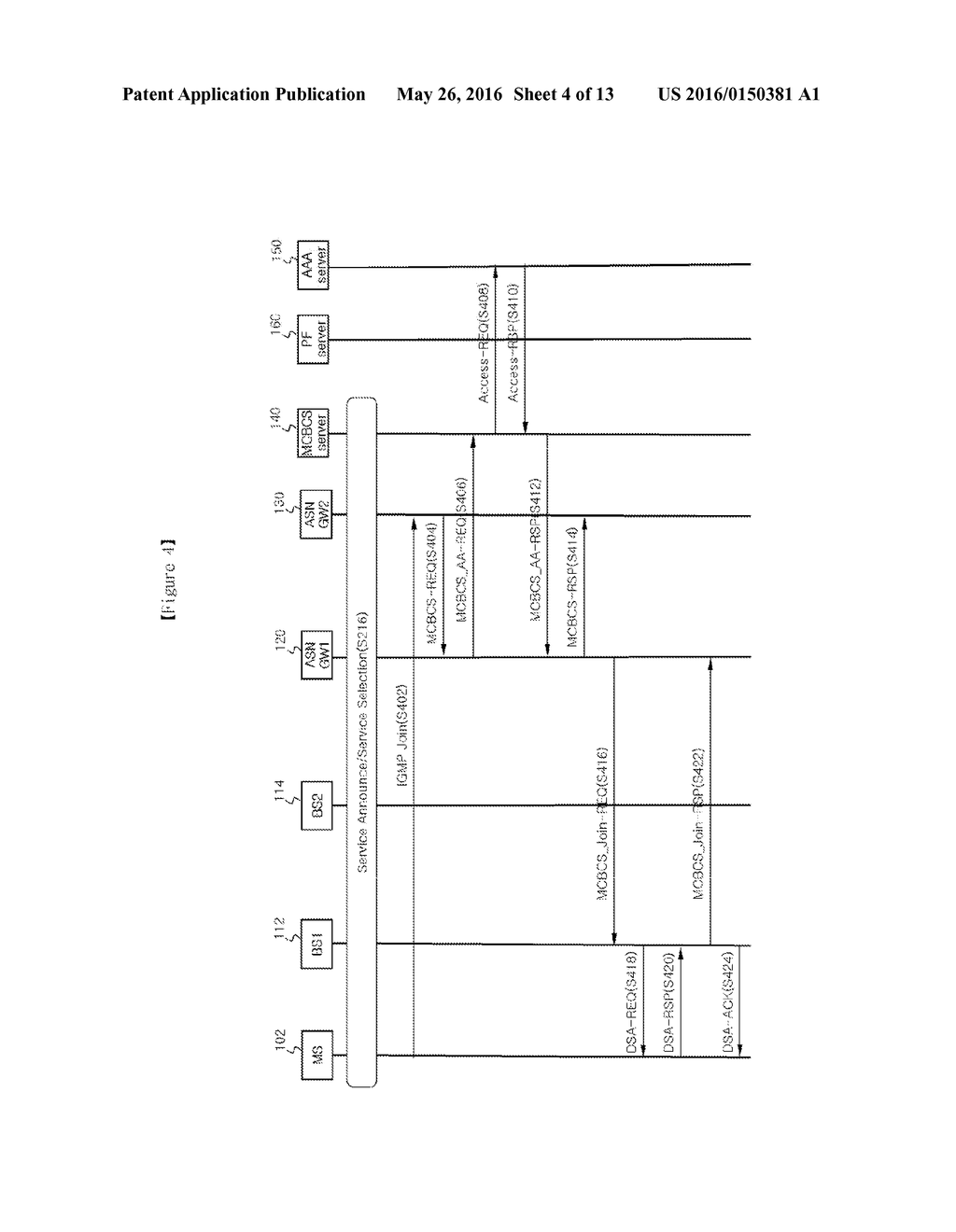 SYSTEM AND METHOD FOR MULTICAST AND BROADCAST SERVICE - diagram, schematic, and image 05